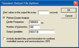 ���. 37. ���������� ���� Transient Output File Options